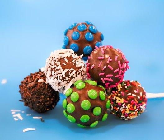 Brighton, MI: Cakepops!