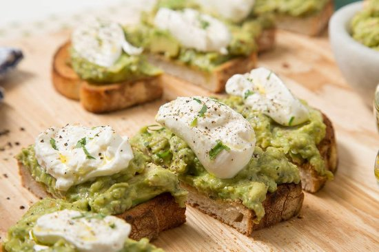Fairfield, NJ: Avocado Toast