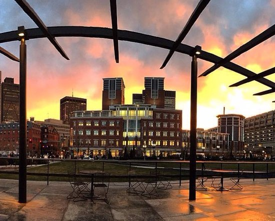 Rose Kennedy Greenway