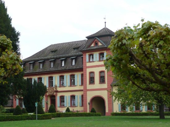 Heitersheim, Germany: Malteserschloss