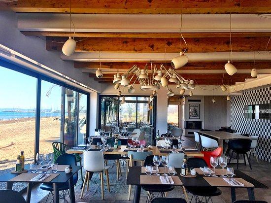 Le marais est une adresse incontournable pour sa vue son ambiance sa carte et son quipe adm - Restaurant le marais hyeres ...