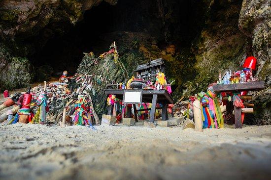 Chalong, Thailand: Railey:  Krabi Explorer - Full Day and 2D/1N