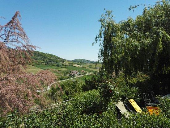 Grazzano Badoglio, Italien: la vista