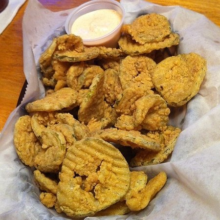 Lincoln, AL : Fried Pickles