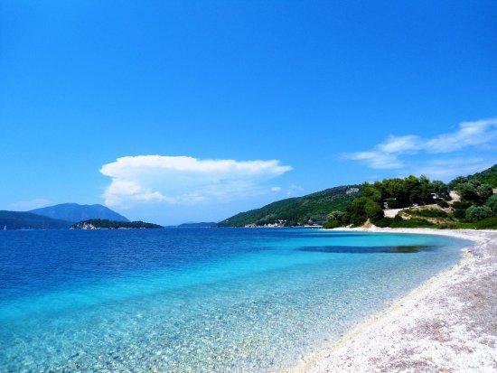 Esperides Resort Hotel: Один из ближайших пляжей - Агиос Иоаннис