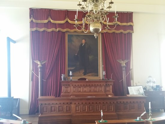 Old State Capitol State Historic Site: 20170408_153524_large.jpg