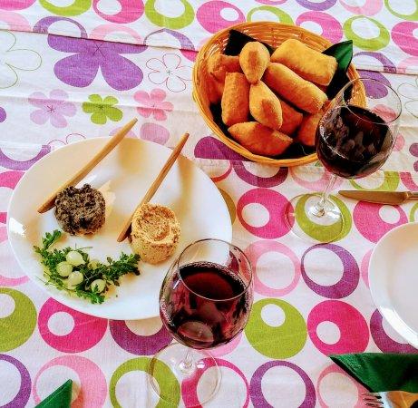 Lumbarda, Croacia: Spectacular food!