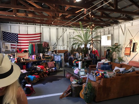 Ojai, Kaliforniya: The Boutique