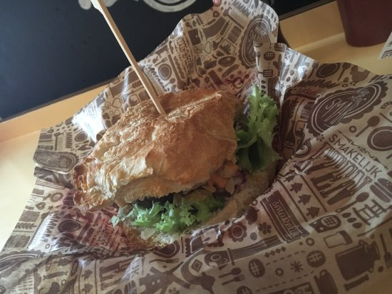 Meneer Smakers: Amazing burgers and fries 😍