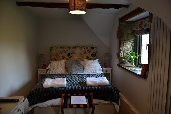 Chagford, UK: La petite chambre