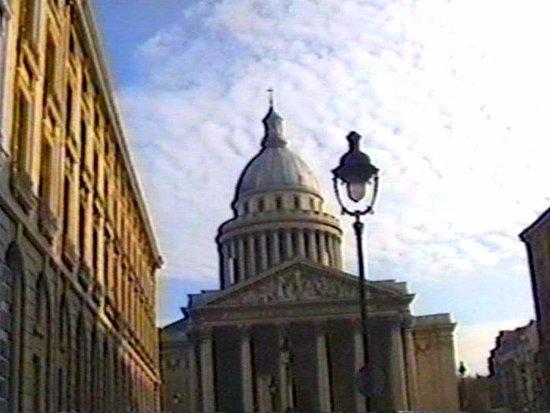 Pantheon: Пантеон и церковь Святой Женевьевы