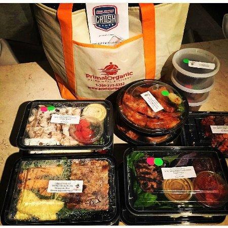 South Miami, FL: Meal Plan