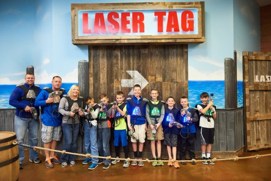 ‪‪Saint Peters‬, ‪Missouri‬: Laser Tag (Join us for UNLIMITED LASER TAG every Friday from 5pm-10pm! )‬