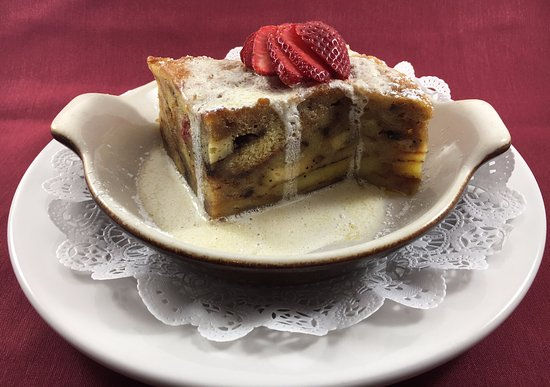 Middleburg Heights, Οχάιο: Housemade Bread Pudding
