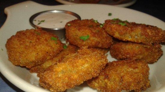 แบลน, มินนิโซตา: Fried Spicy Pickles