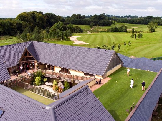 Kildare, Ireland: Beautiful Course and Clubhouse