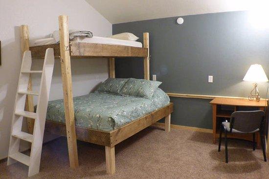 Alyeska Hostel: Private room