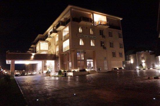 Ibadan, Nigeria: Carlton gate xclusive hotel
