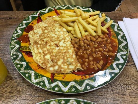 Image Meral's cafe bistro in London