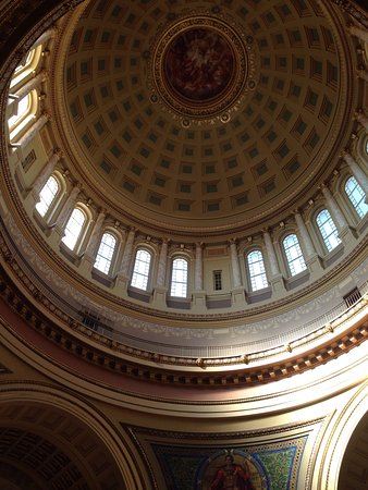 Wisconsin State Capitol: Madison November, 2016