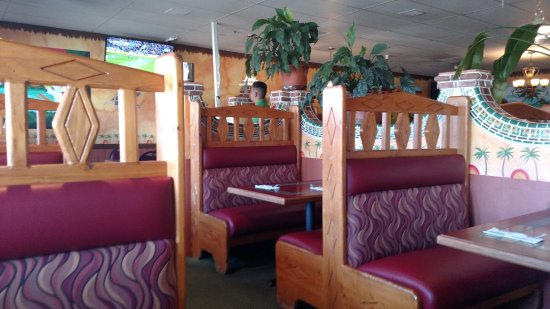 Marysville, WA: Dining area