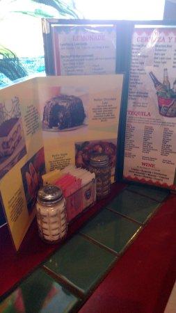Marysville, WA: Drink and dessert menus