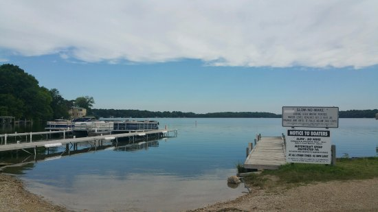 Oconomowoc, WI: Our fleet of pontoons available for rent!