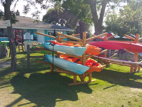 Oconomowoc, WI: We have a new fleet of Mad River Canoes and Perception Kayaks for rent this season!