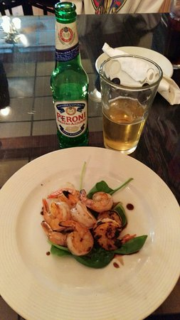 Statesville, NC: Balsamic Shrimp Appetizer