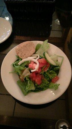 Statesville, NC: House Salad