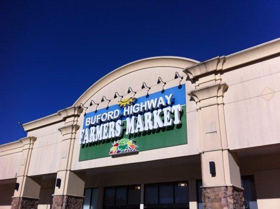 Buford Highway Farmers Market, Doraville, GA