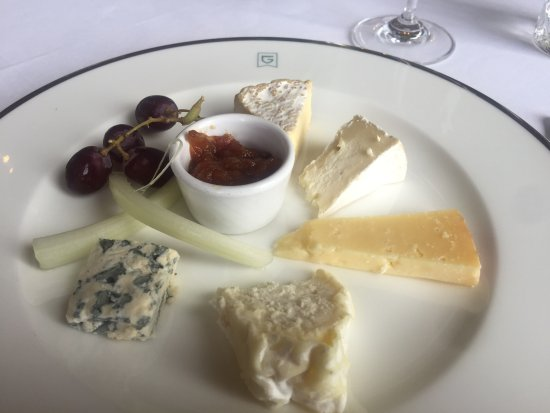 Ballantrae, UK: Cheese Board