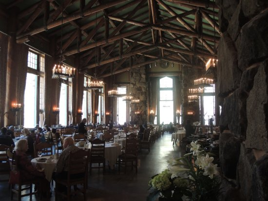 Ahwahnee Dining Room The Ahwahnee Dining Room  Picture Of The Majestic Yosemite Dining