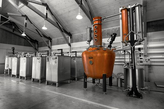 Saint Lawrence Spirits Distillery