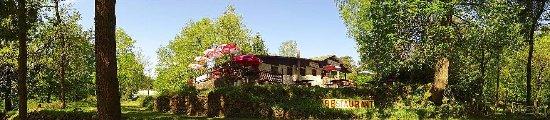 Alencon, فرنسا: LA BELLE ARRIVEE 