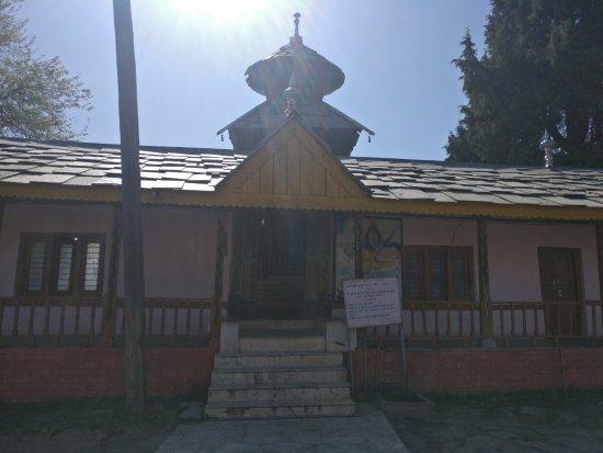 Kullu District, Ấn Độ: Triyugi Narayan Temple