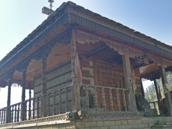 Kullu District, Indien: Triyugi Narayan Temple
