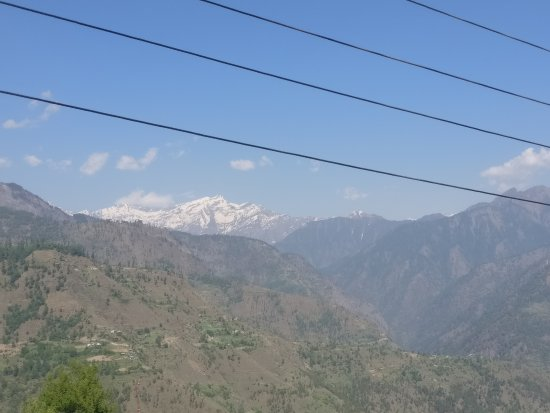 Kullu District, Indien: View from Diyar Valley