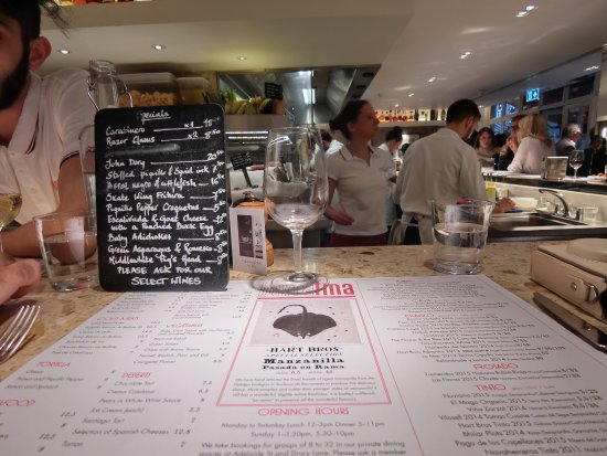 Barrafina: photo7.jpg