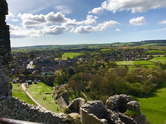 Corfe Castle, UK : photo4.jpg