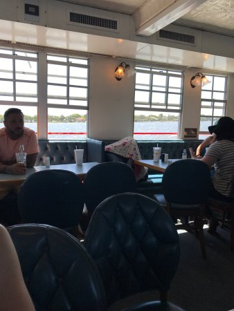 Dolphin View Seafood Dinner And River Cruise New Smyrna