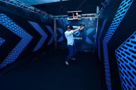 Transfinity VR Arcade