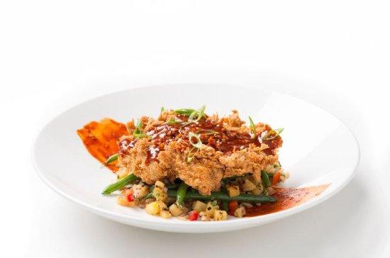 Weehawken, Nueva Jersey: Korean Chicken
