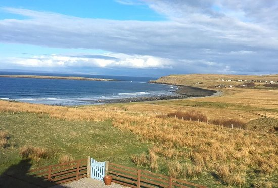 Staffin, UK: View from the Double room