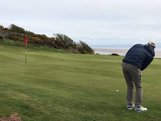 Dalbeattie, UK: Colvend Golf Course