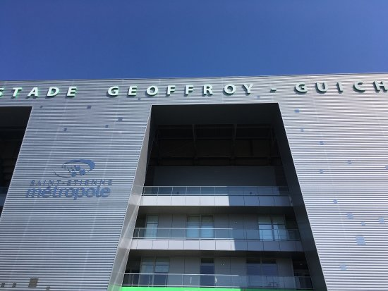 Stade Geoffroy Guichard : photo4.jpg