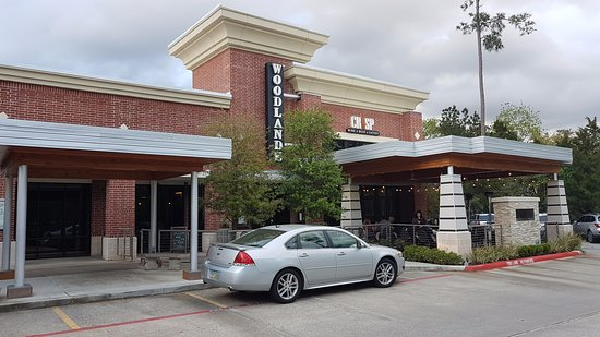 The Woodlands, TX: Fachada do Crisp