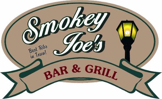 Smokey Joe's Saloon & Grill : Sign