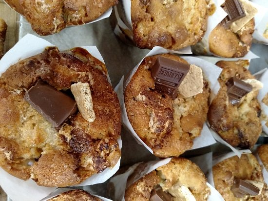 Honeoye, NY: S'more Muffin