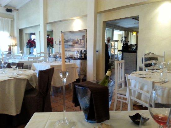 Carsoli, İtalya: sala del ristorante